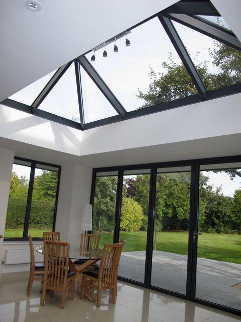 Pin By Lyn Matthews On 4 Season Doors Rooflights Ltd Roof Lantern Roof Design Glass Roof