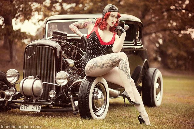 Can consult Hot rod girls naked consider, that