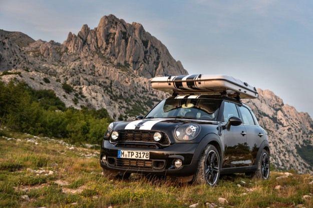 Camping Additions Transform A Mini Cooper Into An Rv Pics Mini