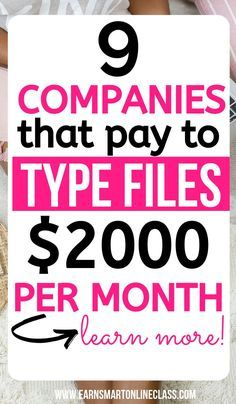 27+ Transcription Companies that Offer Jobs for Be
