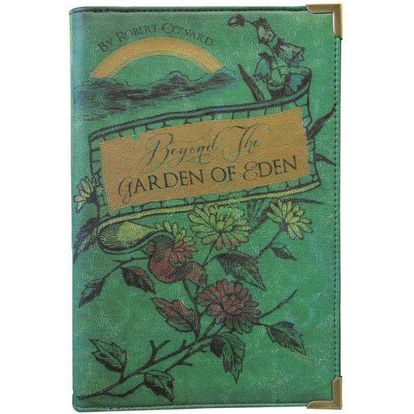 Book Club \'Garden of Eden\' clutch/handbag (2.100 RUB) ❤ liked on ...