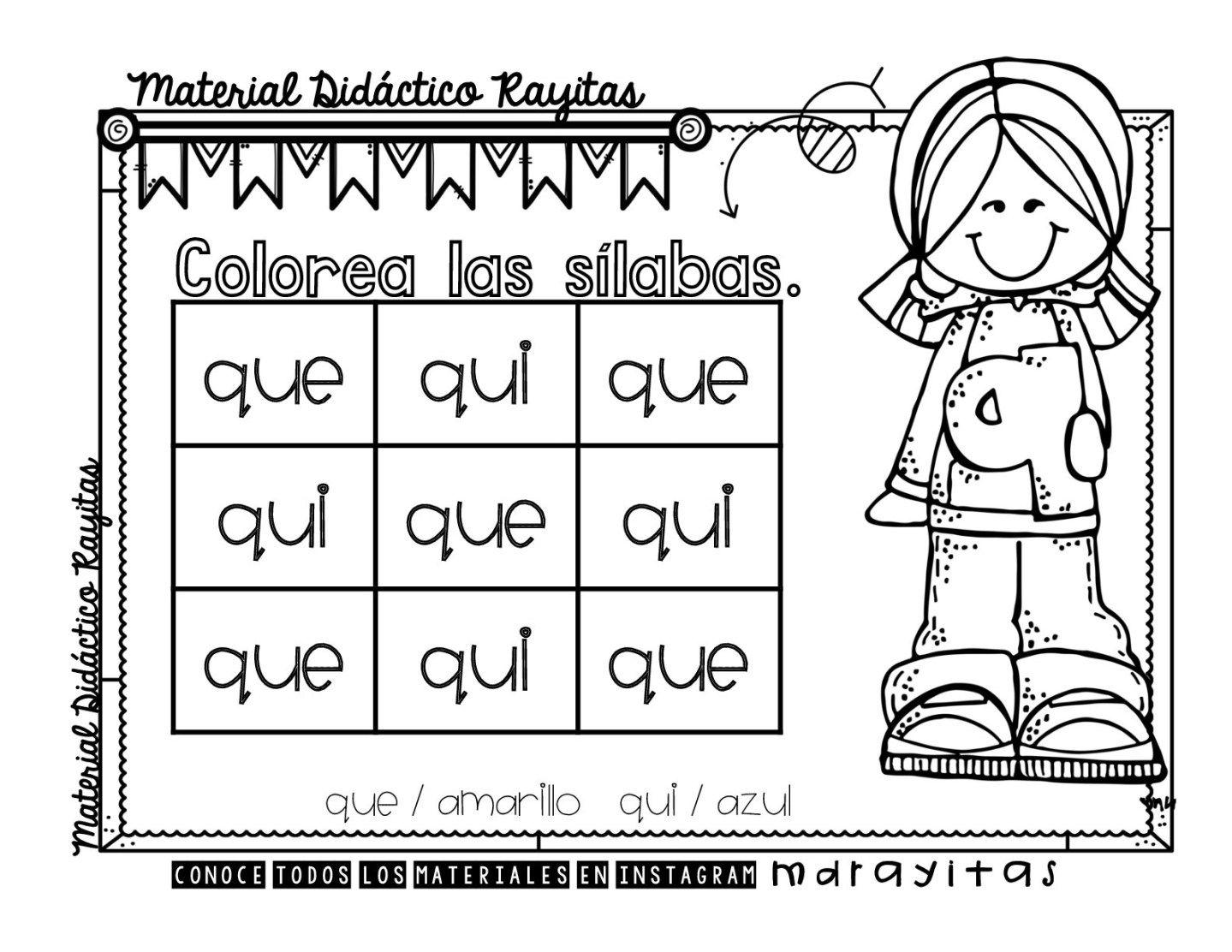 Sopas De Letras Para Practicar Las Silabas Simples 16