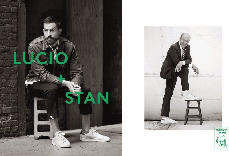 Today S The Day A Note On Style Adidas Originals Stan Smith Ad Campaign Adidas Stan Smith