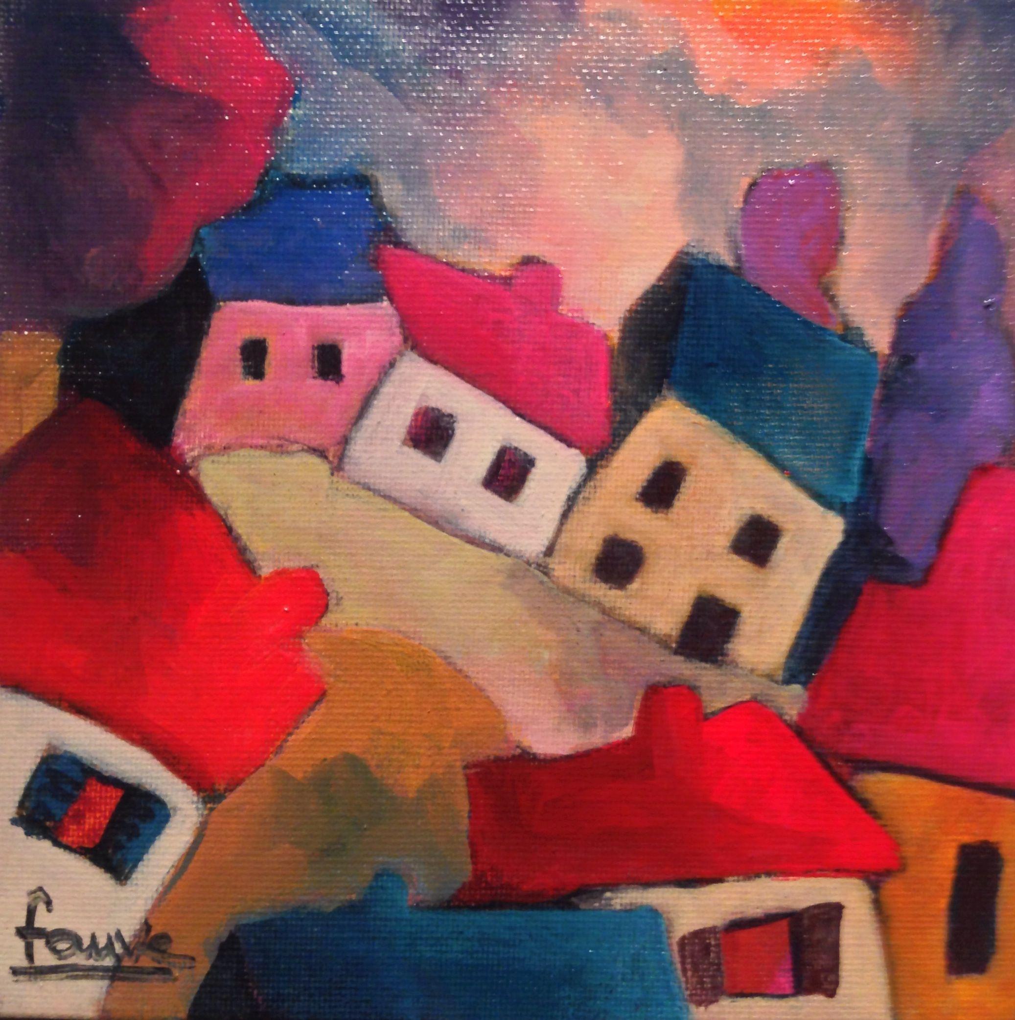 Artiste Peintre Fauve Approfondir La Couleur Et Sublimer L