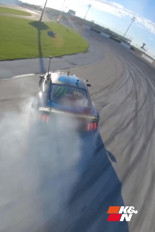 Drift with K&N!