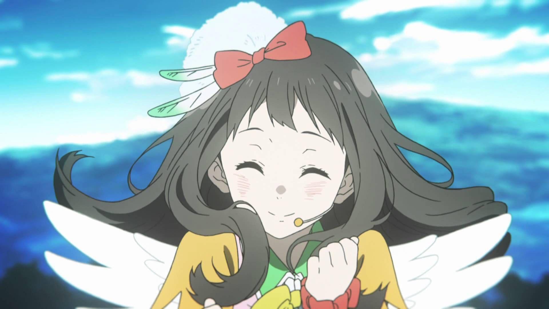 Kyoukai No Kanata Beyond The Boundary Yakusoku No Kizuna Future Star Full Dance Kanata Anime Movies Anime