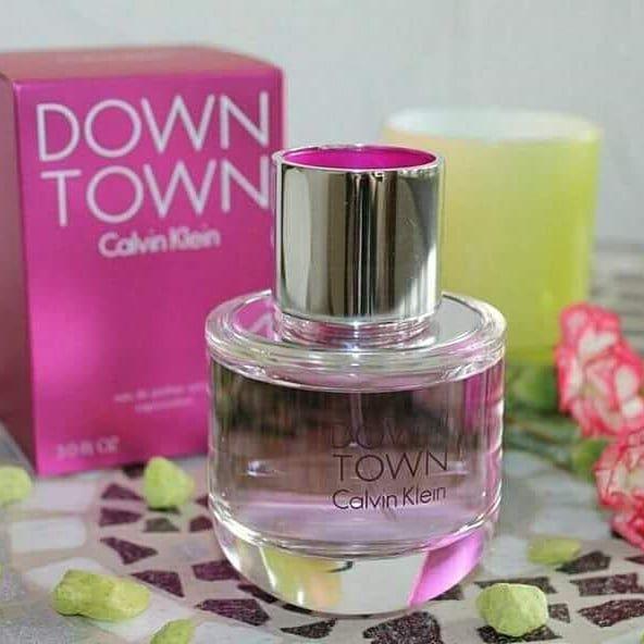 DOWNTOWN by CK EDP 90ML parfum ini cenderung beraroma FRESH