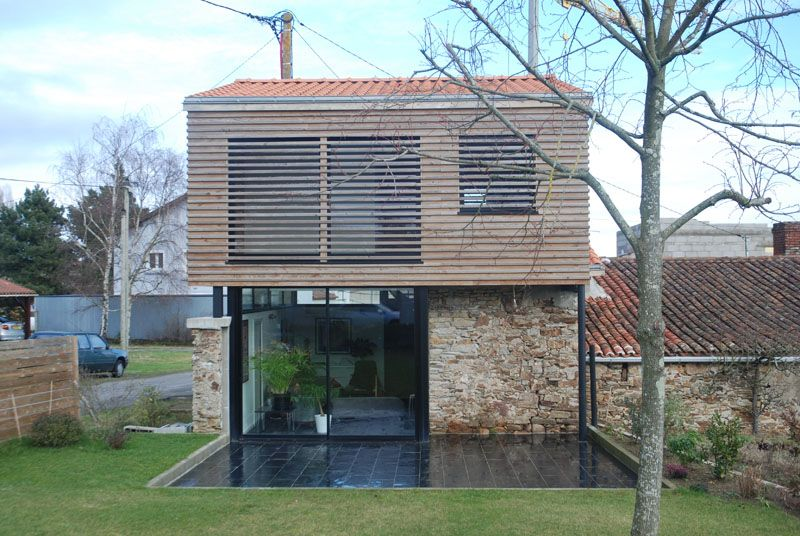 Pin by Didier Jrdl on Architecture Pinterest Extensions - extension maison prix m2