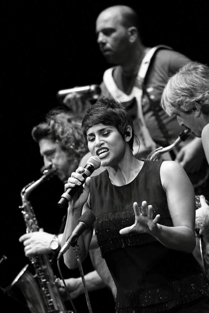 Teatro Alighieri Ravenna Jazz 2016. Funk Off - Karima. All rights reserved - Paolo ©hiarelli photographer.