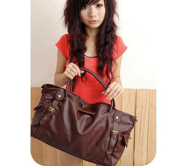 Korean Style large shoulder tote 19.98 @ everyday-retail.com free standard shipping