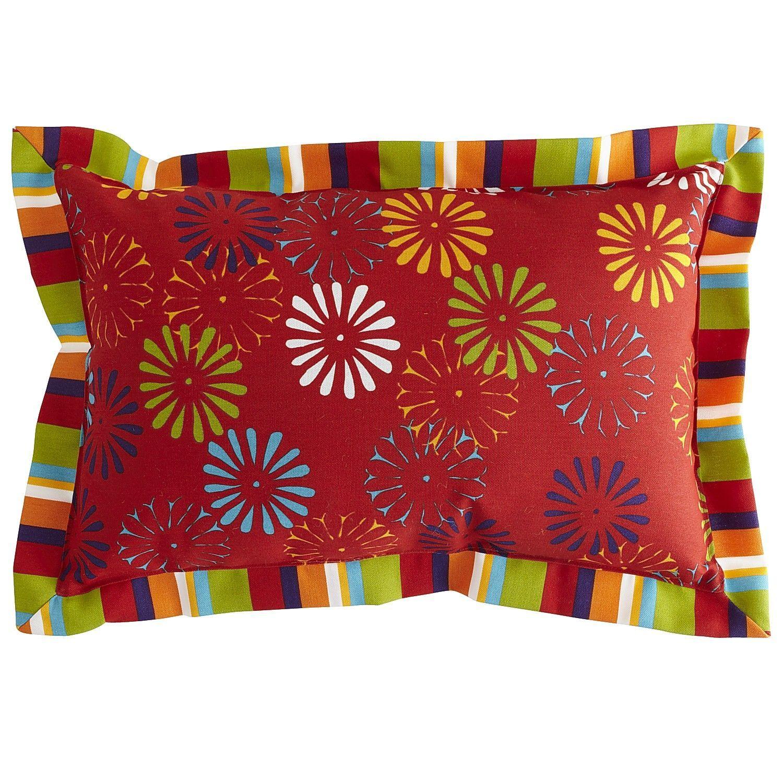 Pier One Decorative Lumbar Pillows : Scatter Daisy Lumbar Pillow Pier 1 Imports PILLOWS Pinterest Daisies, Lumbar pillow and 1