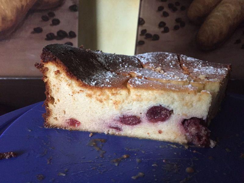 Kirsch Griess Kuchen Obstkuchen Kuchen Obstkuchen Und Kuchen