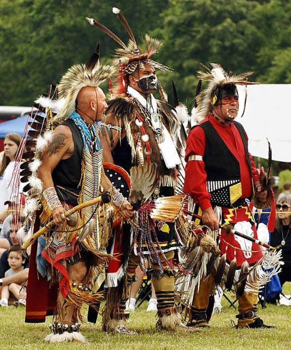 King 39 s of the mattaponi mattaponi indian tribe pow for North american culture facts