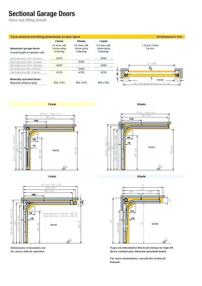 Standard Size Garage Door Standard Garage Doors Clever Standard Garage Doors Standard Size Garag In 2020 Single Garage Door Residential Garage Doors Double Garage Door