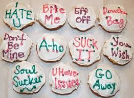 Anti Valentines Day Cupcakes Sayings Anti Valentines Day