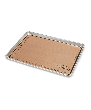 Another great find on #zulily! Two-Thirds-Size Pan & Baking Mat #zulilyfinds