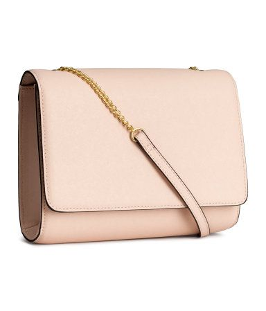 20dc70c2f7e Designer Clothes, Shoes   Bags for Women. Powder beige faux leather clutch  bag with detachable shoulder strap   magnetic flap.   H M Gifts