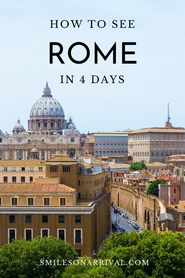 Follow Our Practical Rome Four Day Itinerary To See How Awesome A Family Trip To Rome Could Be For You Find Out What Worked Well For Us And What