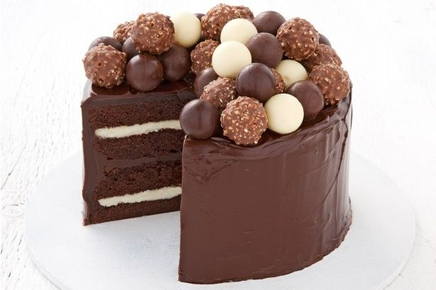 Chocolate birthday cake recipes for adults recipes Pinterest