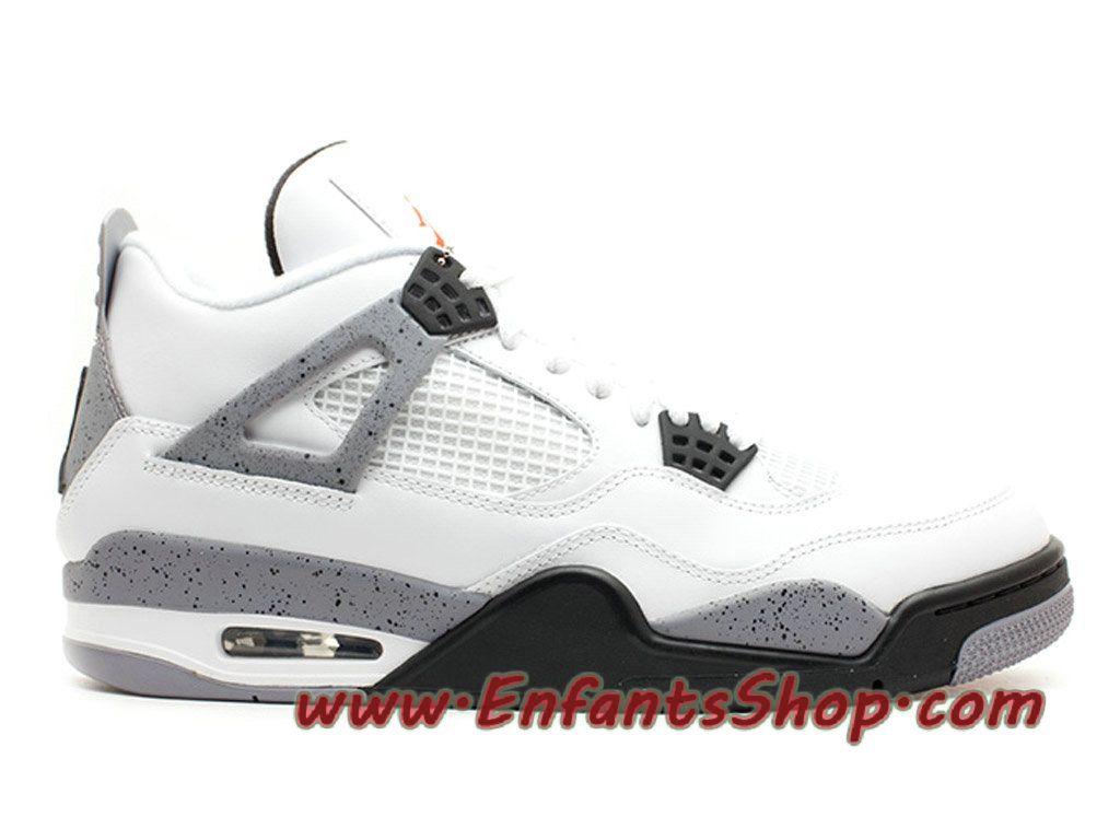 Air Jordan 4 Retro Chaussures Basket Jordan Pas Cher Pour Homme ...