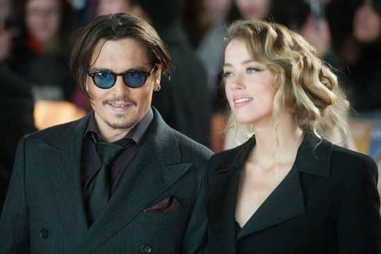 GOSSIP OVER THE WORLD: Johnny Depp and Amber Heard has married!