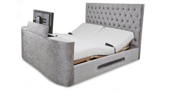 Impulse King Size 5 Ft Adjustable TV Bed Mattress