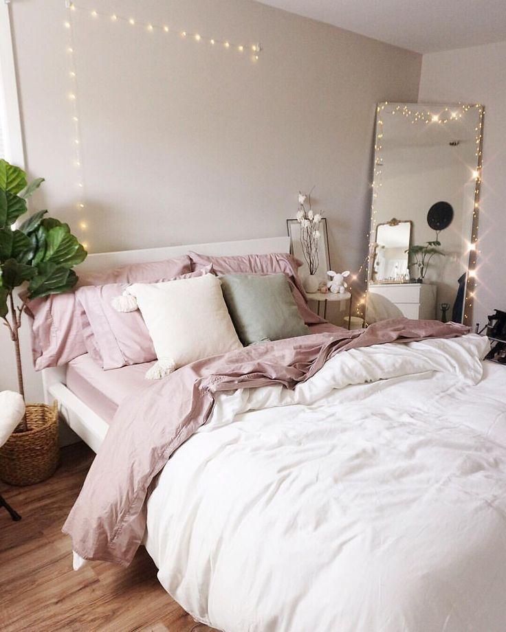 "Bedroom Goals! �� on Instagram: ""Stunning bedroom!� Follow us for bedroom inspiration! Photo from @celeste.escarcega - - - - - #home #dreamhome #bedroom #bedroomgoals…"""