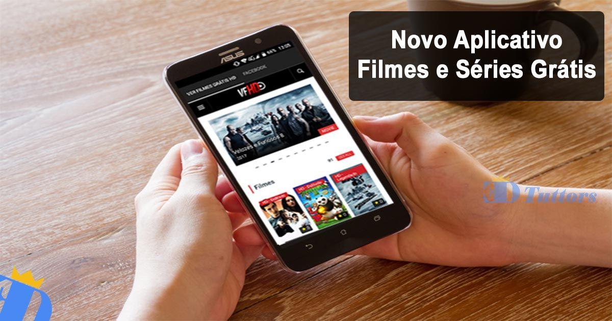 Vfhd 2 0 Apk Aplicativo Para Ver Filmes Gratis Hd No Celular