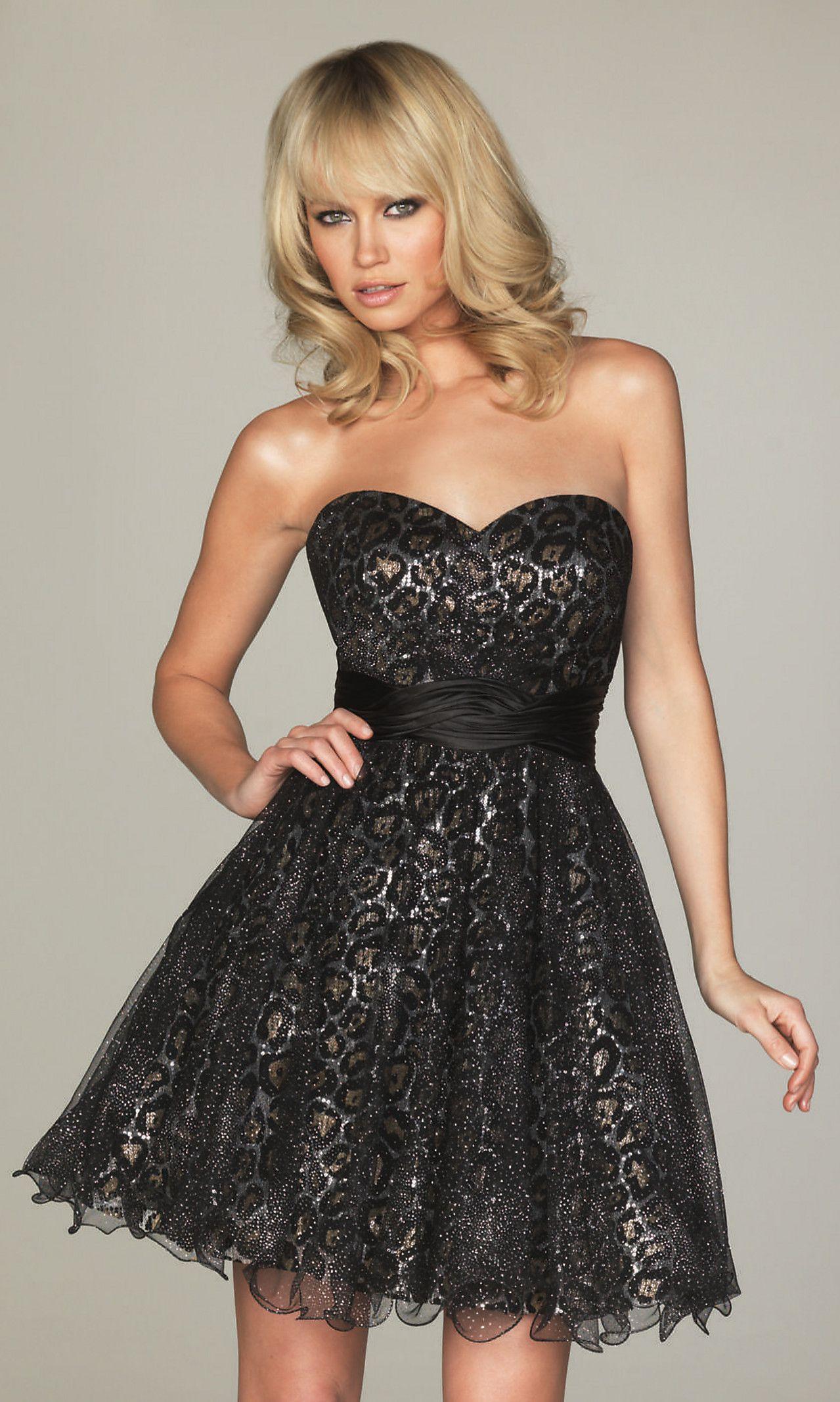 Cocktail Black dresses under 50