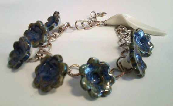 Check out this item in my Etsy shop https://www.etsy.com/listing/469256252/porcelain-bracelet-flowers-of-porcelain