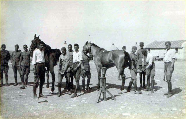 Los nombres del Desastre de Annual: Regimiento de cazadores de Alcántara, 14º de caballería