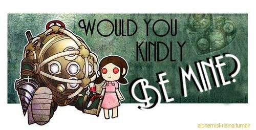 Would you kindly ;) ;) ;)