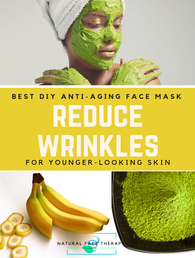 Get Tight Smooth Skin With This Homemade Face Mask For Wrinkles