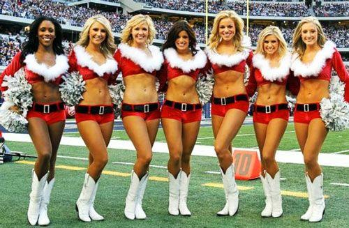 Nfl Cheerleader Workout And Diet Pop Workouts Cheerleading Workouts Football Cheerleaders Nfl Cheerleaders