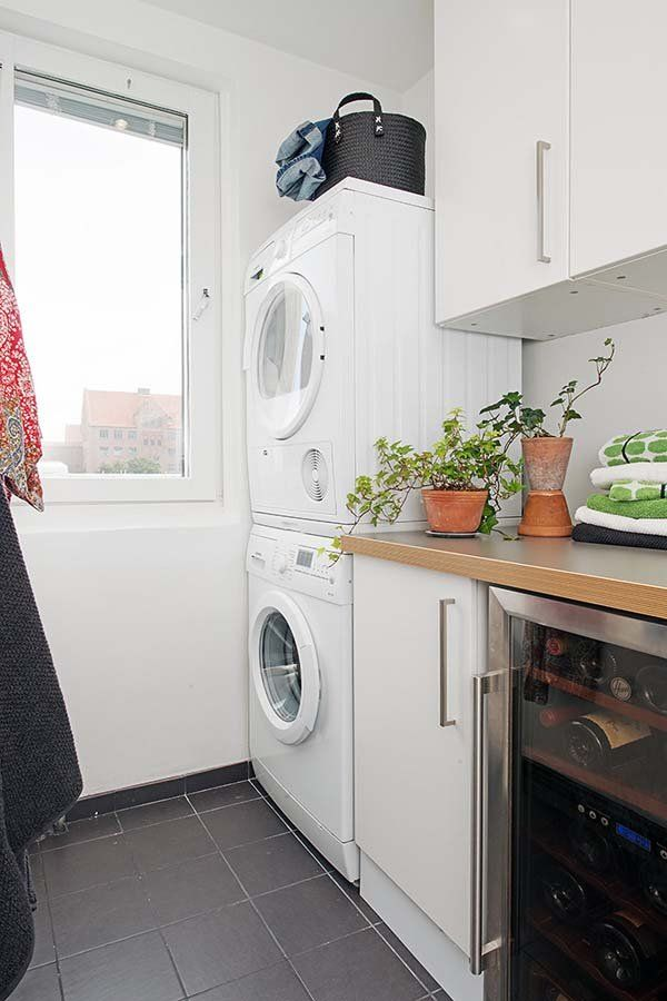 Irresistible Design And Cozy Atmosphere In Swedish Flat Home Decor Trends Laundry Room Remodel My Ideal Home