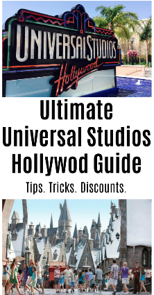 Universal Studios Hollywood Tips and Tricks Guide