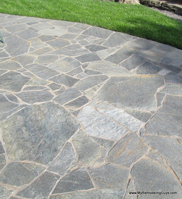 Variety Of Paver Stones New flagstone patios and stonework of all types, with natural stone, faux  stone, pavers or brick await your design and ideas.