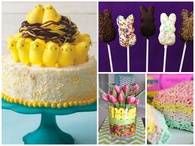 Peeps Recipes and Crafts – Easter – ALL YOU | Deals, coupons, savings, sweepstakes and more…