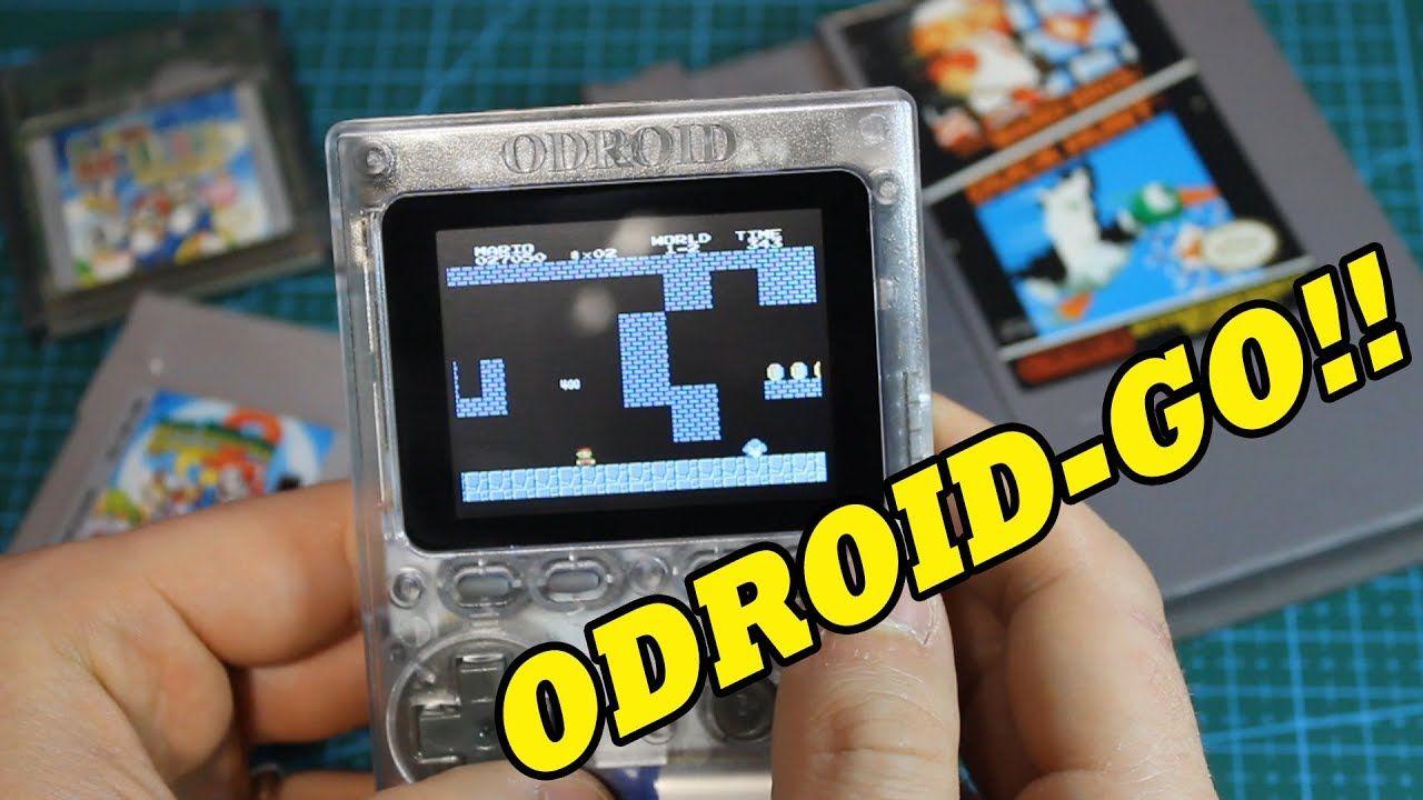 Liked on YouTube: ODROID-GO - Doom NES GB GBC & More!!   YouTube