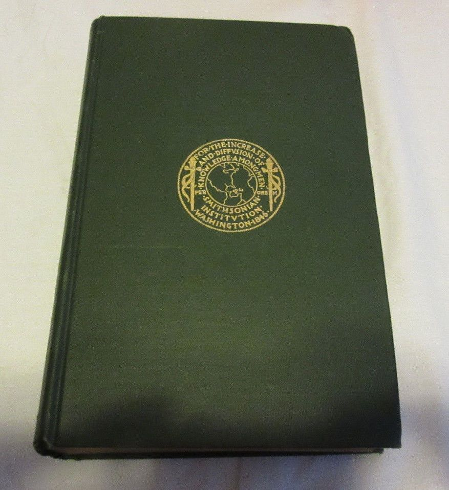 Antiquarian annual report of the smithsonian institution