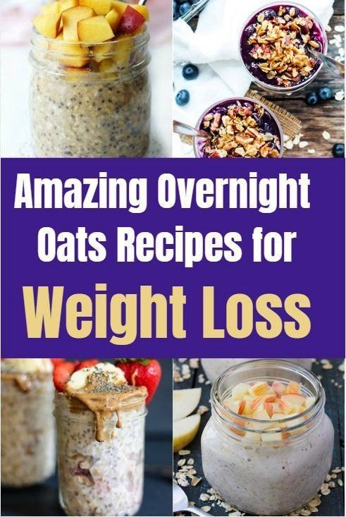 overnight oat recipes for weight loss  Fitter Past Quary Amazing overnight oat recipes for weight loss  Fitter Past QuaryAmazing overnight oat recipes for weight loss  Fi...