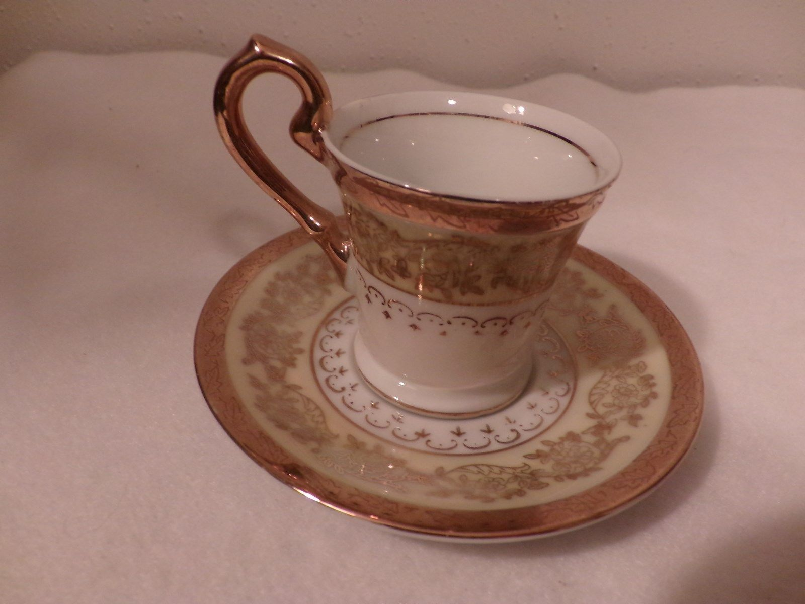 Royal Crown Tea Cup and Saucer | eBay