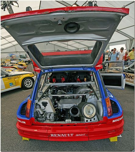 renault 5 maxi turbo engine classic pinterest engine cars and rally car. Black Bedroom Furniture Sets. Home Design Ideas