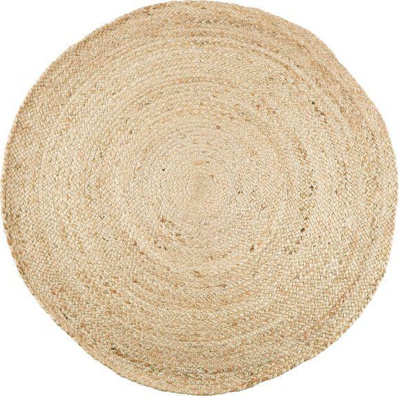 Teppich aus Jute in Naturbraun - wohnliche Gemütlichkeit für Ihr - gemutlichkeit zu hause weicher teppich