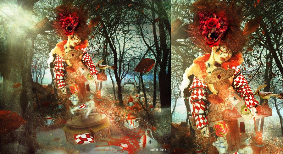 Lonely Wonderland By Notmystyle Deviantart Com Wonderland Art Lonely