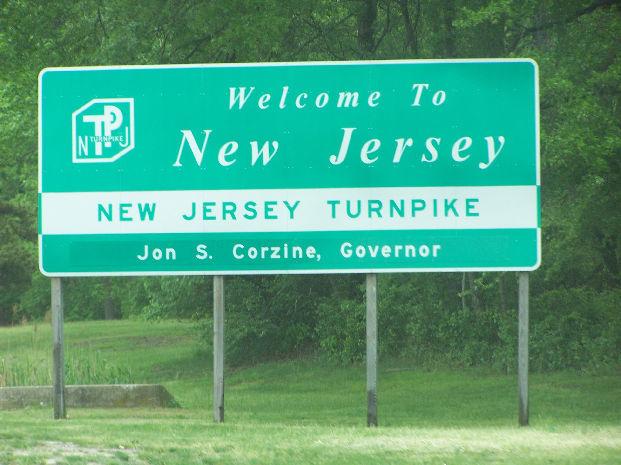 Welcome to New Jersey            | My Travels | New jersey