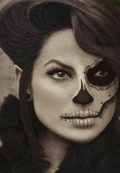 Halloween Face Paint Ideas For Women.Horrifying Halloween Face Painting Ideas For Men Women And