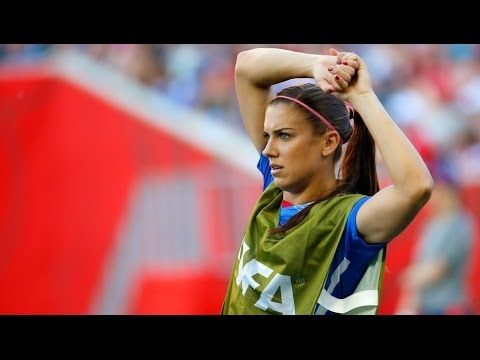 Lyon president says USWNT striker Alex Morgan is in talks with the club