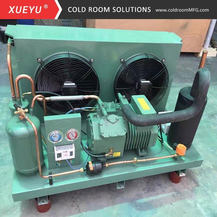 2019 的 Original Bitzer Compressor Condensing Unit For Cold Room