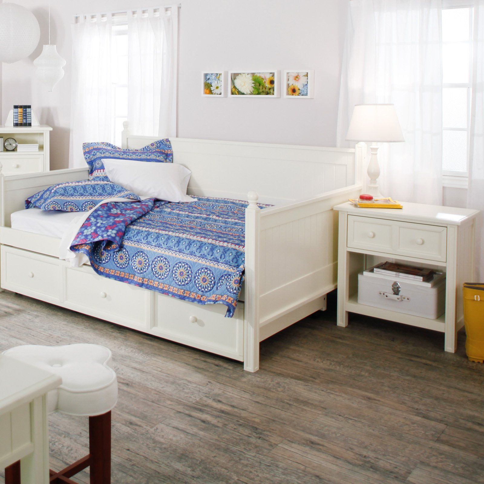Belham Living Casey Daybed White Full Finally A Daybed You
